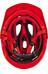 Fox Flux Solids Helmet red